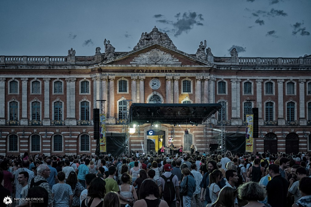 Fete de la musique - Toulouse - Capitole