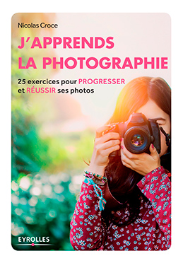 livre J'apprends La Photographie